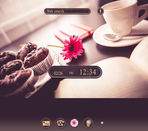 Beautiful Theme Coffee Time 1.0.0 Windows u7528 1