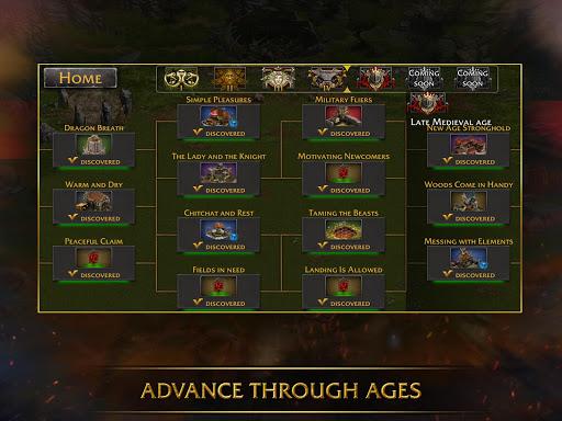 Rage War: Time Battles  screenshots 10