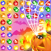 Treasure hunters –match-3 gems