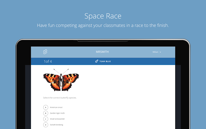 Socrative Student Android 10