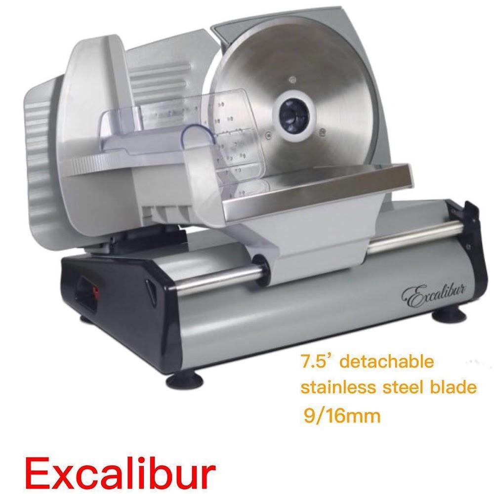 Excalibur meat slicer