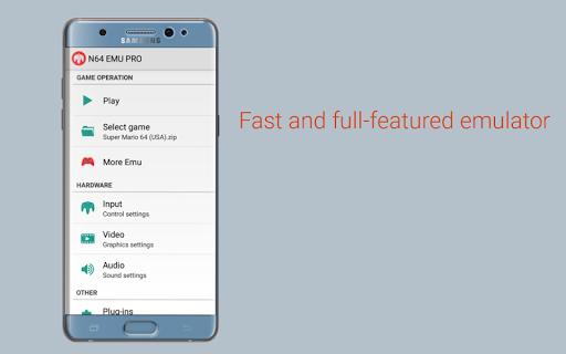 N64 Emulator Pro 19 screenshots 1