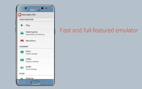 Baixar N64 Emulator Pro Última Versão – {Atualizado Em 2021} 1