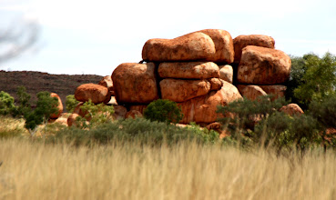 Photo: Year 2 Day 217 - The Devil's Marbles #3