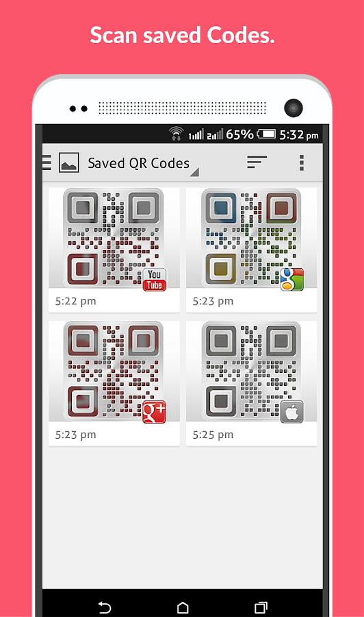 qr code reader gratis download