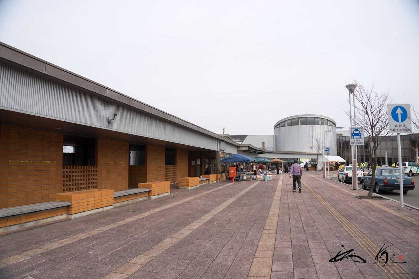 JR栗山駅