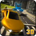 Hovercraft Flying Simulator 3D icon