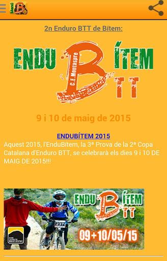 EnduBitem App