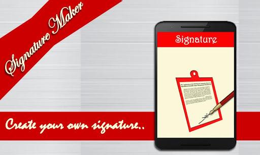 Digital Signature Maker