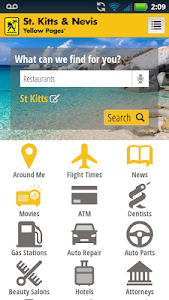 St. Kitts Nevis Yellow Pages screenshot 2