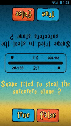 Quiz Harry Potter Multiplayer 1.1 screenshots 6