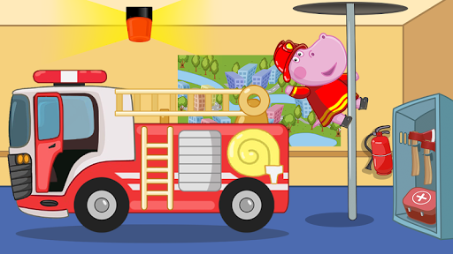 Fireman for kids apktram screenshots 10