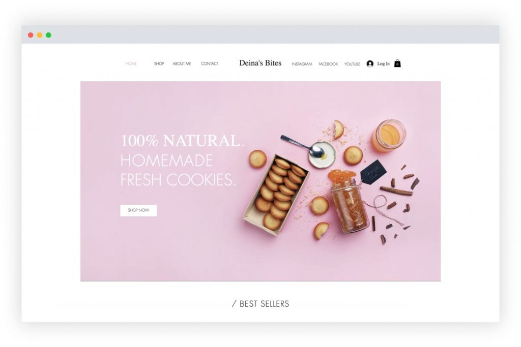 colorful-online-store-template