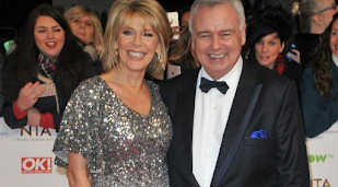 Ruth Langsford explores 'erotica' with Eamonn Holmes
