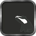 Funny Badger Live Wallpaper icon