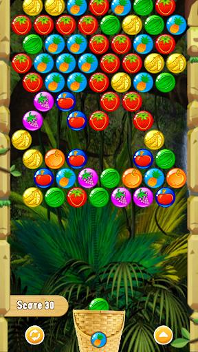 Jungle Bubble Shooter 35.1.10 screenshots 8