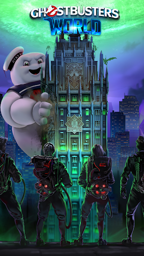 S.O.S. Fantômes – Ghostbusters World  captures d'écran 1