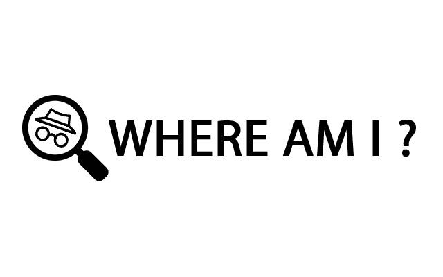 Where am I (ツ)_/¯