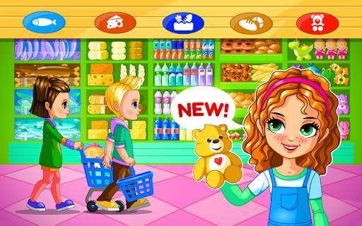 Supermarket Game 2 apkpoly screenshots 11