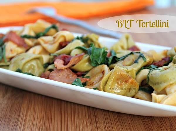 Blt Tortellini Recipe