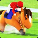 チキチキダービー 〜無料で遊べる競馬x牧場シミュレーション〜 icon