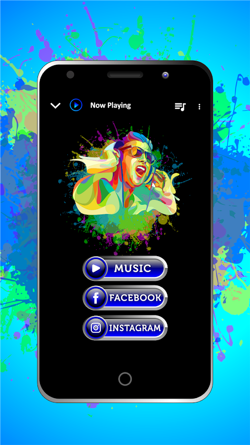 Screenshots of Bruno Mars Mp3 for iPhone