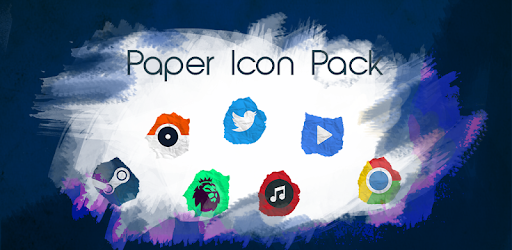 Paper - Icon Pack 1 1 016 apk download for Android • com