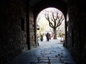 Photo: La porte de l'hôtel de ville