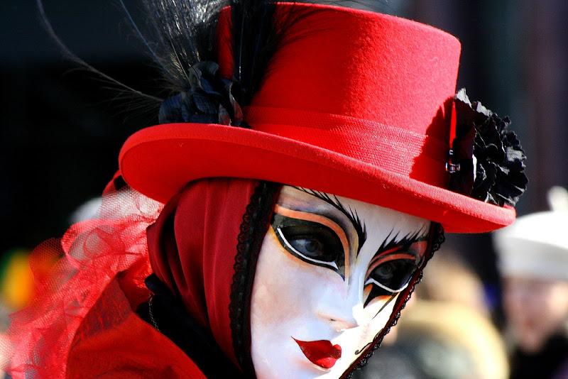 Rosso a Venezia di Andrea F