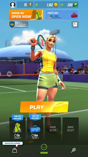 Tennis Clash: Free Sports Game 0.7.13 screenshots 1