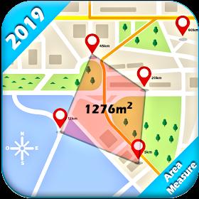 Измерение площади и расстояния полей