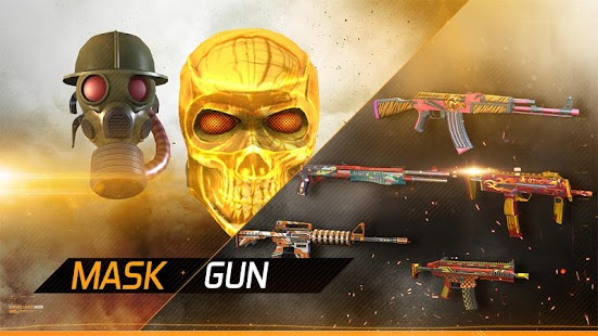 MaskGun ® - Multiplayer FPS Android screenshot