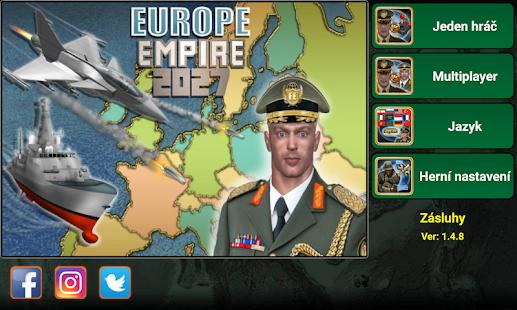 Evropská říše 2027 - náhled