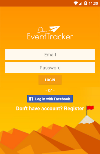 Event Tracker