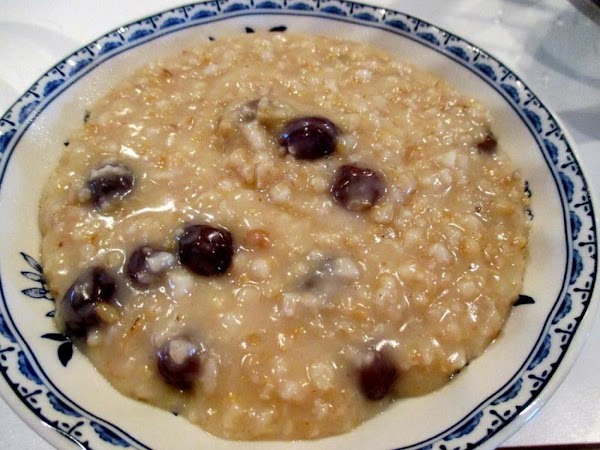 ~ Creamy Steel Cut Oats ~ Crock Pot Recipe