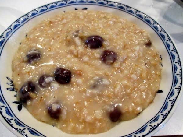 ~ Creamy Steel Cut Oats ~ Crock Pot