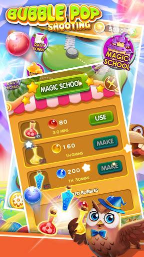 Bubble Pop - Classic Bubble Shooter Match 3 Game apkpoly screenshots 4