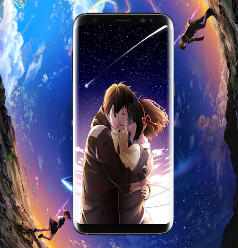 Download Kimi No Na Wa Your Name Wallpapers Apk Full