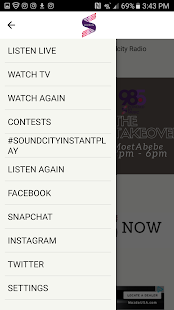 Soundcity TV and Radio App- screenshot thumbnail