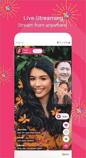 EME Hive - #1 Asian Dating App 2.1.4 Screenshots 1