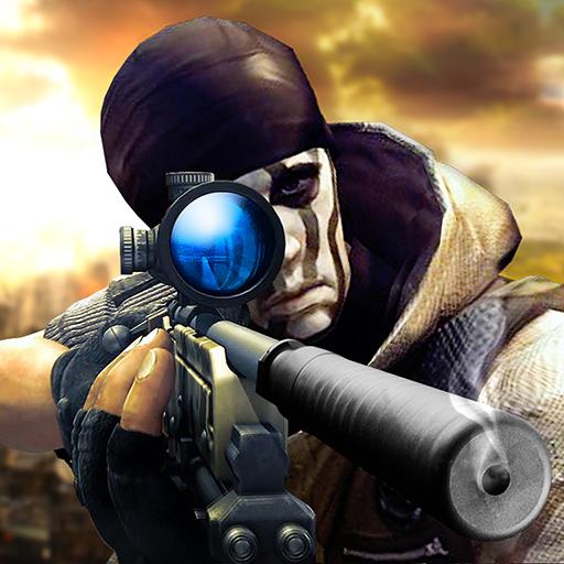 US Army Sniper Silent Assassin