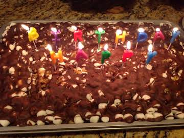 Hershey's Double Cocoa Cake