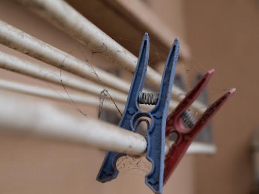 Corde invecchiate. di Ilaria Torregiani