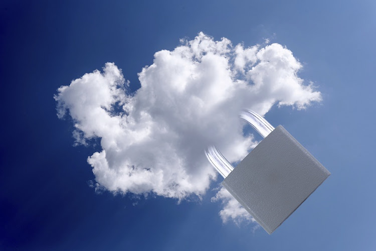 Cloud based data. Picture: ISTOCK