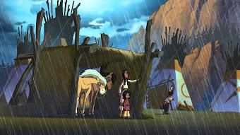 Yakari und die Riesenechse