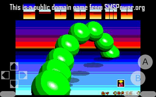 MasterGear - MasterSystem & GameGear Emulator screenshots 17