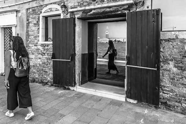 Una porta sul Canal Grande di VIC61