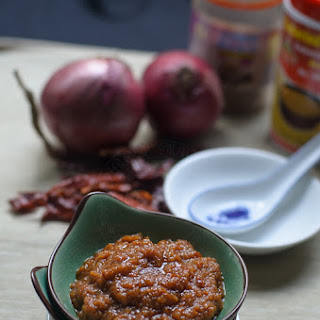 Sambal Shrimp Paste Recipes
