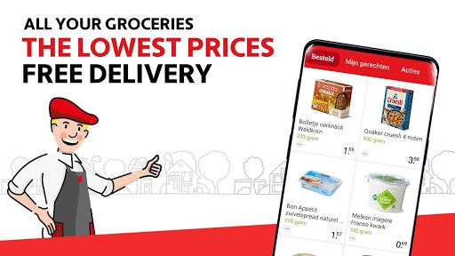 Picnic Online Supermarket screenshot 1