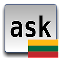 AnySoftKeyboard – Lithuanian icon